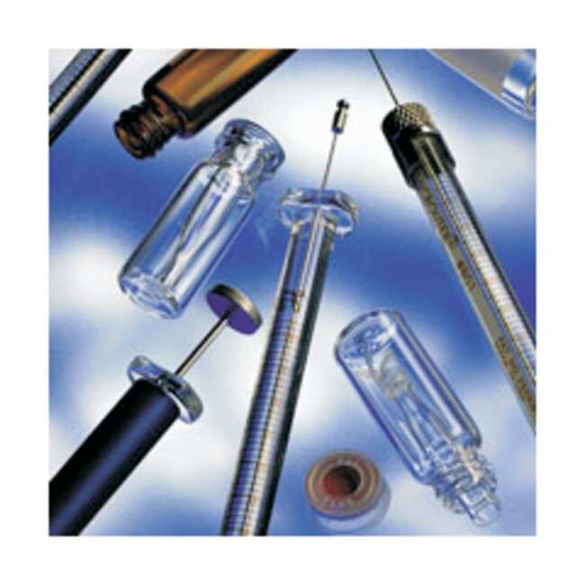 Restek 8mm Preassembled Caps and Septa:Chromatography:Autosampler Vials,