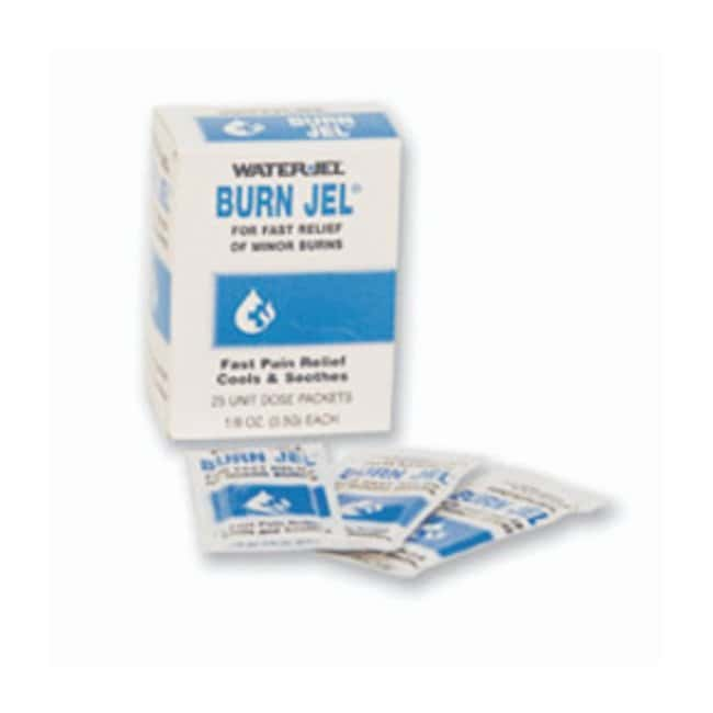 Honeywell North Water-Jel Emergency Burn Care: Burn-Jel, Dressings and