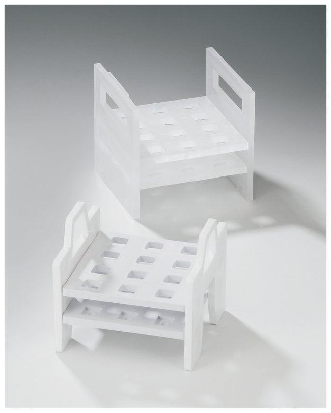 Bel-Art SP Scienceware Cuvet Racks :Racks, Boxes, Labeling and Tape:Racks
