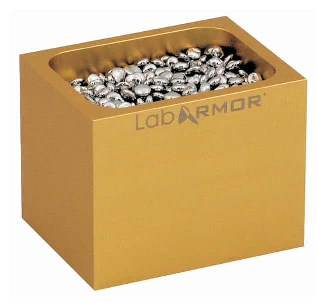 Lab Armor  Single and Double Bead Blocks