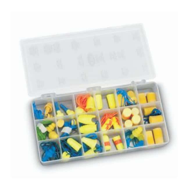 3M EAR Hearing Conservation Sample Box Sample box:Gloves, Glasses and Safety