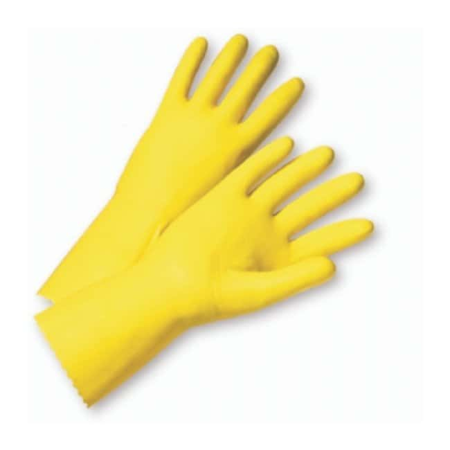 West Chester Latex Industrial Work Gloves 18mil; Size: 10:Gloves, Glasses
