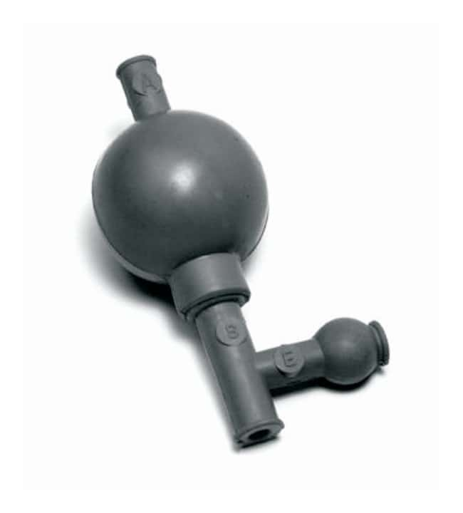 Fisherbrand™Rubber Bulb-Type Safety Pipet Fillers