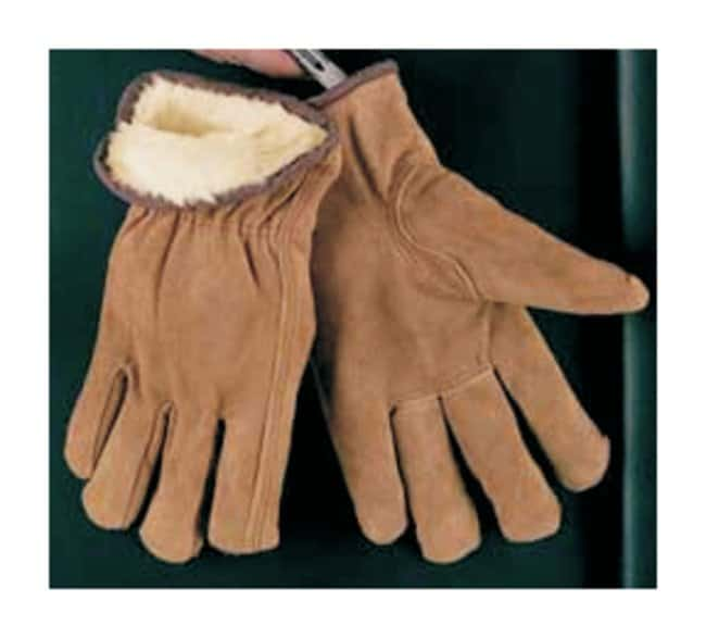 MCR Safety Premium Split Leather Drivers Gloves Small:Gloves, Glasses and