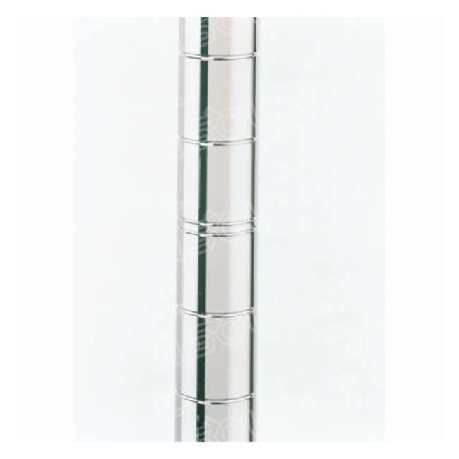 Metro™Super Erecta™ SiteSelect™ Posts Mobile; Stainless-steel; Height: 34.5 in. (88cm) Metro™Super Erecta™ SiteSelect™ Posts