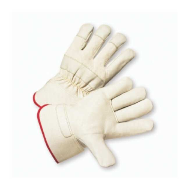 West Chester Rubberized Cuff Work Gloves Size: Small:Gloves, Glasses and