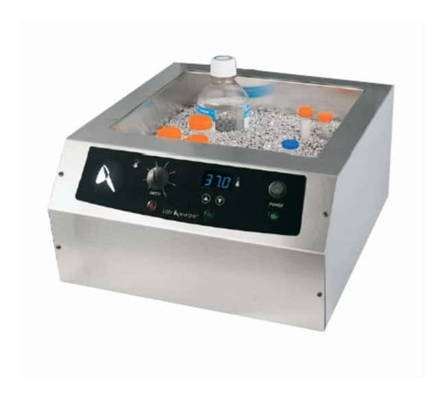 Lab Armor Bead Bath 14L; 12L bead fill line; Beads included:Incubators,