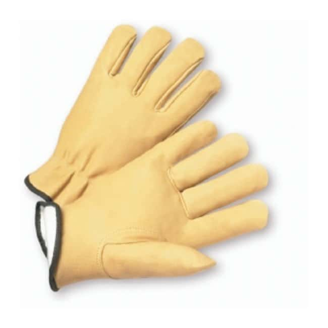 West Chester Premium Grain Pigskin Leather Thinsulate-Lined Driver Gloves