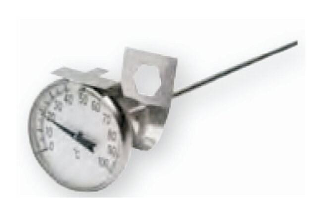 H-B Instrument Durac Bi-Metallic Thermometer Range: -40/160°F; Dial