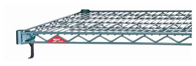 Metro™Super Adjustable Super Erecta™ Wire Shelf, Metroseal 3 Finish 35.5 x 182.5cm (14 x 72 in.) Metro™Super Adjustable Super Erecta™ Wire Shelf, Metroseal 3 Finish