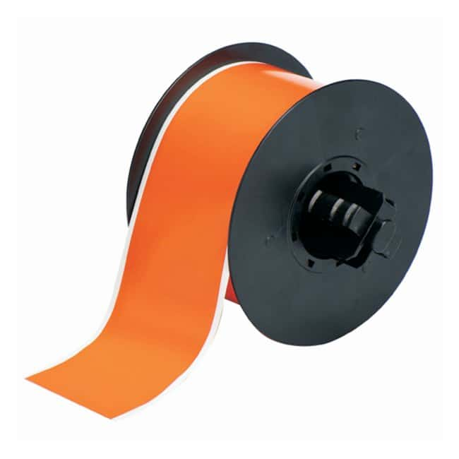 Brady™BBP™ Polyesterband mit hoher Leistungsfähigkeit Orange; 2.25Zollx100Fuß Brady™BBP™ Polyesterband mit hoher Leistungsfähigkeit