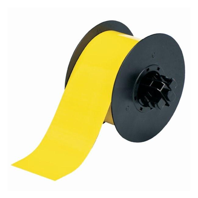 Brady™Rouleau magnétique imprimable BBP™ Jaune; 6,35cmx7,62m (2,5pox25pi) Brady™Rouleau magnétique imprimable BBP™