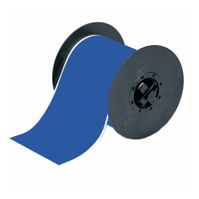 Brady BBP Indoor/Outdoor Vinyl Tape 4 in. wide; Blue:Gloves, Glasses and