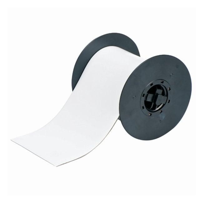 Brady™BBP™ Printable Magnetic Tape White; 10.8cm x 7.62m (4.250 in. x 25 ft.) Brady™BBP™ Printable Magnetic Tape
