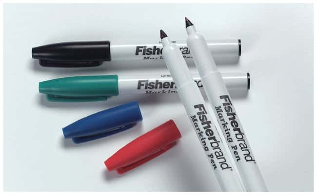 Fisherbrand Fine Tip Marking Pens Testing And Filtration
