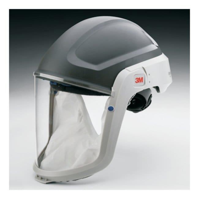 3M Versaflo M-300 Series Versaflo Respiratory Hardhat Assembly:Gloves,
