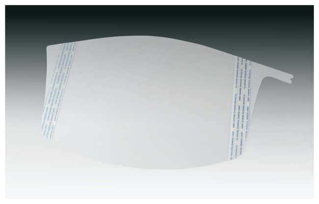 3M Versaflo M-Series PARP Visors and Covers Standard eel-Off visor covers:Gloves,