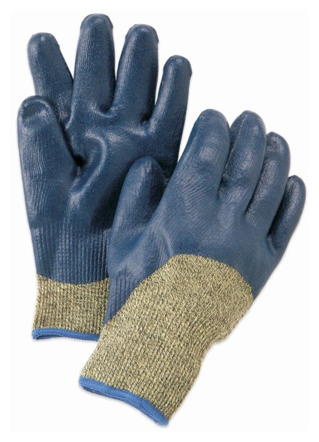 Honeywell™Flex Nitri Task C5 Foamed Nitrile Palm Coated Aramid/Steel Gloves