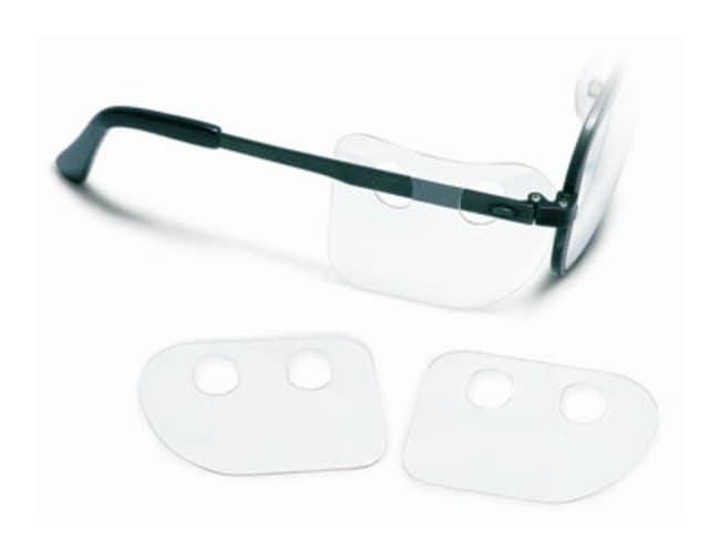 Raidians VisionAid Basic Glasses Sideshields Clear:Gloves, Glasses and
