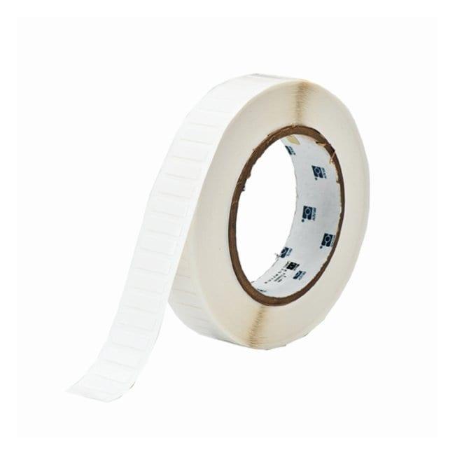 Brady™Etiketten aus Vinylgewebe für Thermotransferdrucker 2.54 x 1.27cm (1 x 0.5Zoll); Druckerkompatibilität: BBP11; 10000/Rolle Brady™Etiketten aus Vinylgewebe für Thermotransferdrucker