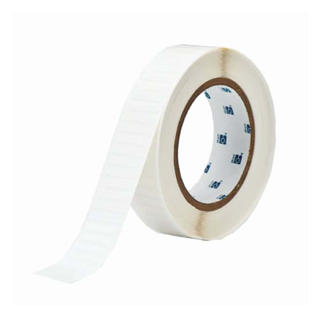 Brady™Etiketten aus Vinylgewebe für Thermotransferdrucker 0.477 x 2.54cm (0.188 x 1Zoll); Druckerkompatibilität: mehrere Druckermodelle; 3000/Rolle Brady™Etiketten aus Vinylgewebe für Thermotransferdrucker
