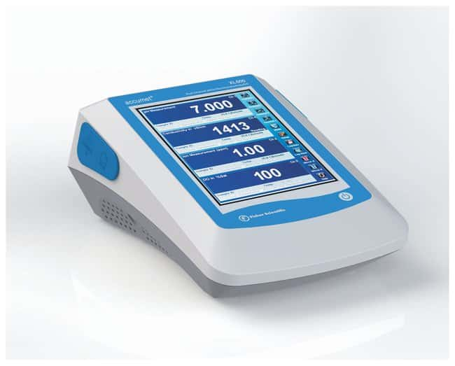 Fisherbrand™ accumet™ XL600 Dual pH/ISE, Conductivity and Dissolved Oxygen Benchtop Meters,