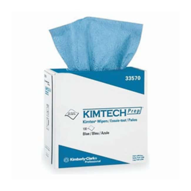 Kimberly-Clark Professional Kimtech Prep Kimtex Wipers  Packaging: Pop-up