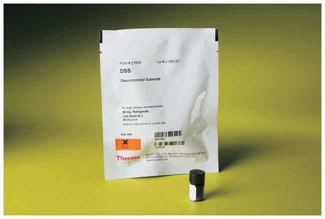 Thermo Scientific DSS (disuccinimidyl suberate), No-Weigh Format::