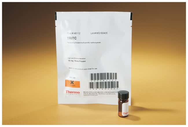 Thermo Scientific Pierce TRITC Rhodamine Dyes and Labeling Kits:Life Sciences:Protein