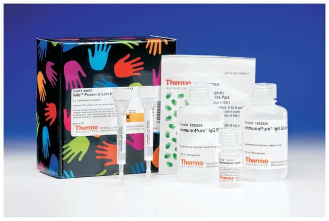 Thermo ScientificPierce Protein G Chromatography Cartridges, 1 mL:Protein
