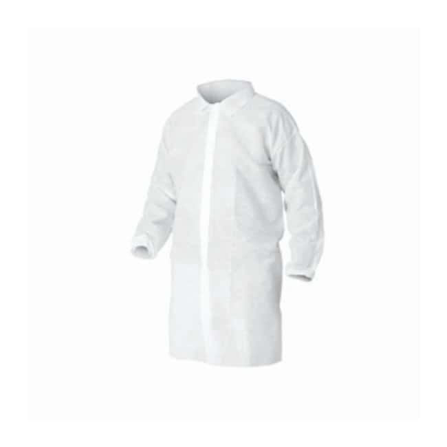 Keystone Safety Heavy Duty Cleanroom Lab Coats