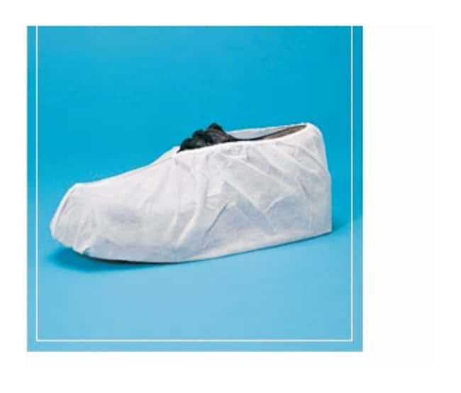 Keystone Keystone Laminated Polypropylene Shoe Covers - Aquasole White;