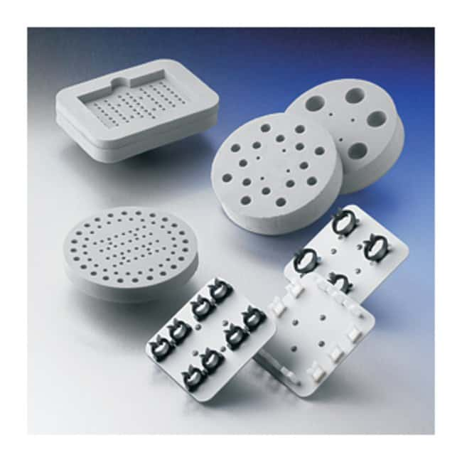 Corning™ LSE™ Vortex Mixer Accessory, Processing Heads For 1 microplate or 64 x 0.2mL tubes or 8 x 0.2mL tube strips Corning™ LSE™ Vortex Mixer Accessory, Processing Heads