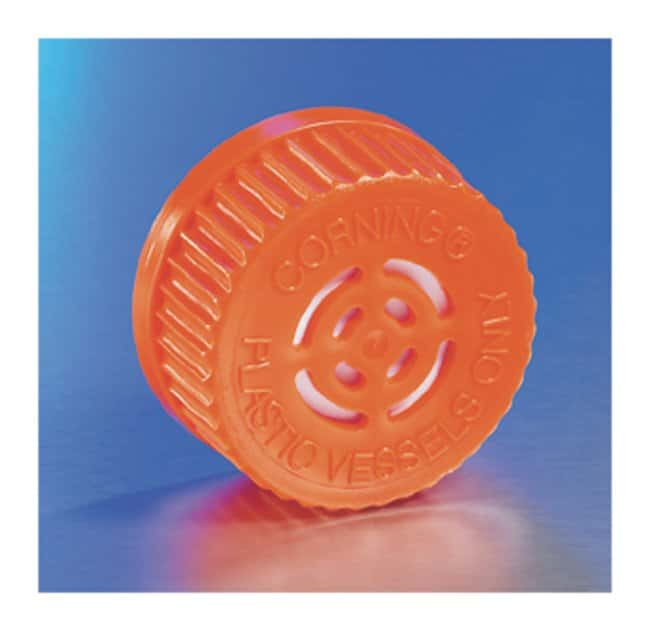 Corning Disposable Spinner Flask Vent Cap  For GL45 Plastic Spinner Flask:Dishes,