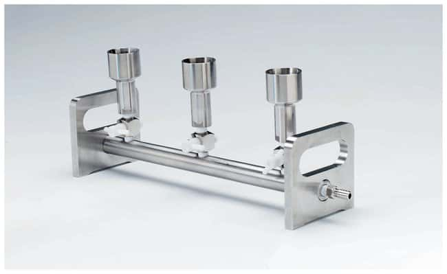 Fisherbrand™Stainless-Steel Hydrolab Manifolds