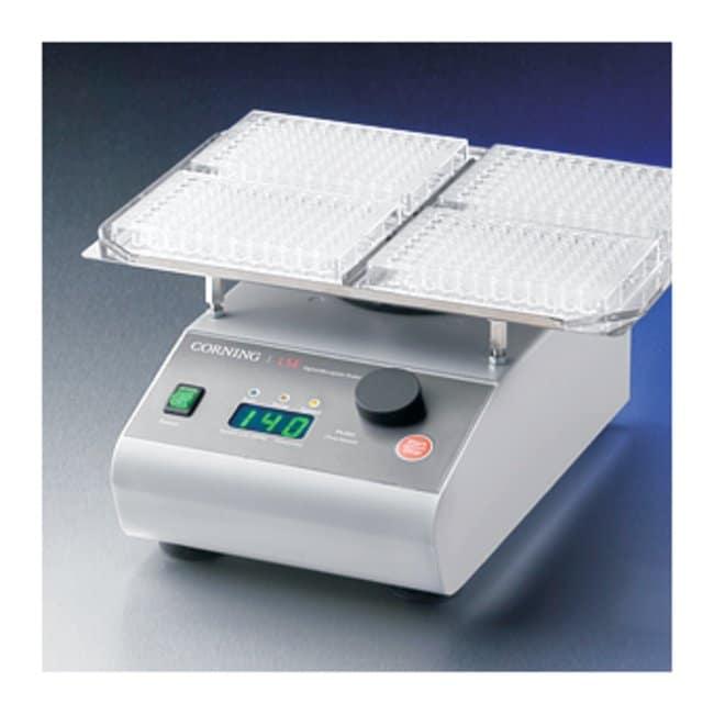 CorningLSE Digital Microplate Shaker US Plug; 100-1400 rpm; 120V, 50-60Hz:Testing