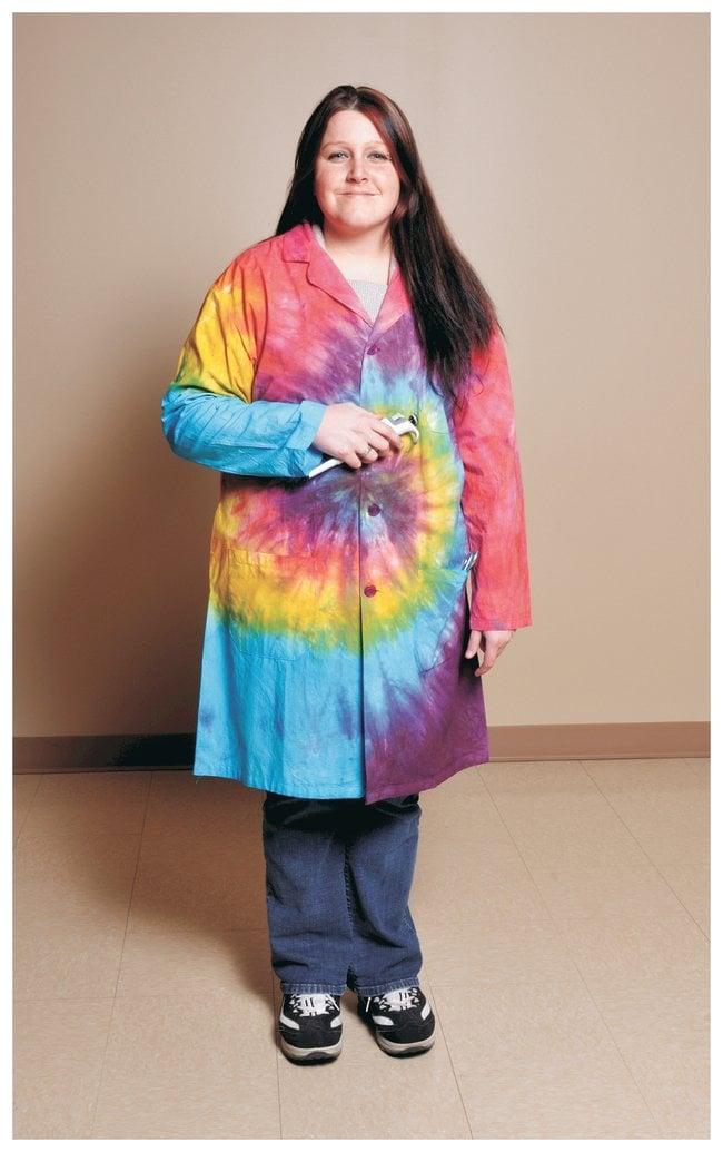 United Scientific SuppliesTie-Dye Lab Coats