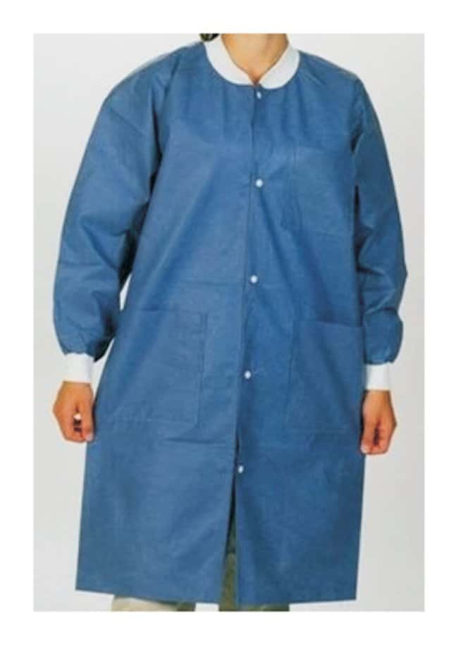 ValueMax Extra-Safe Lab Coats  Blueberry:Gloves, Glasses and Safety:Lab