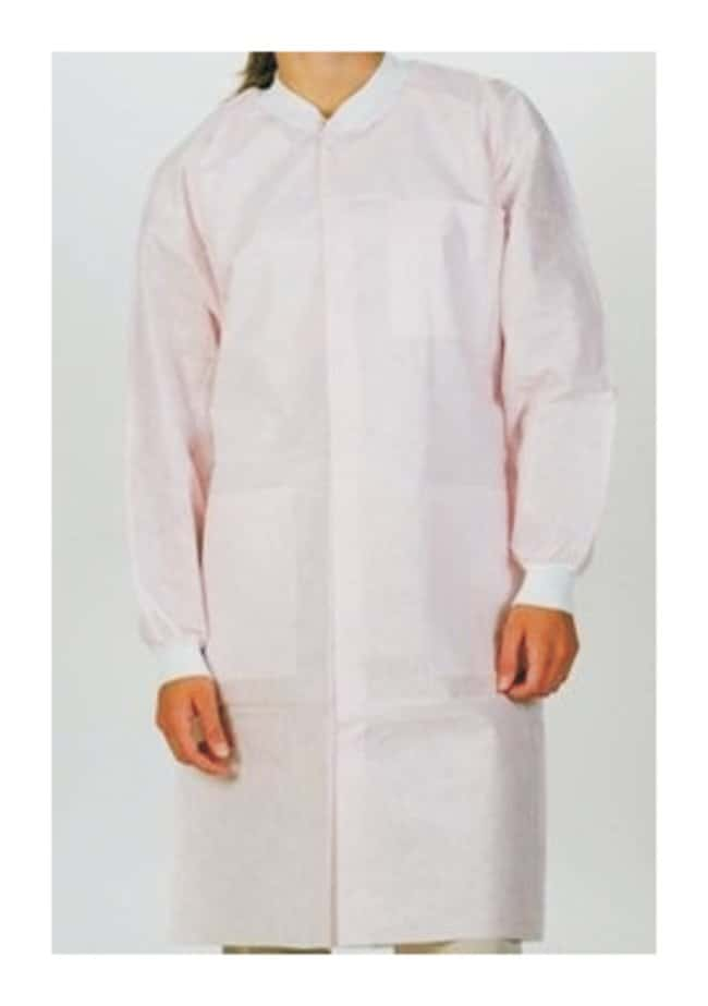 ValueMax Extra-Safe Lab Coats  Light Pink:Gloves, Glasses and Safety:Lab