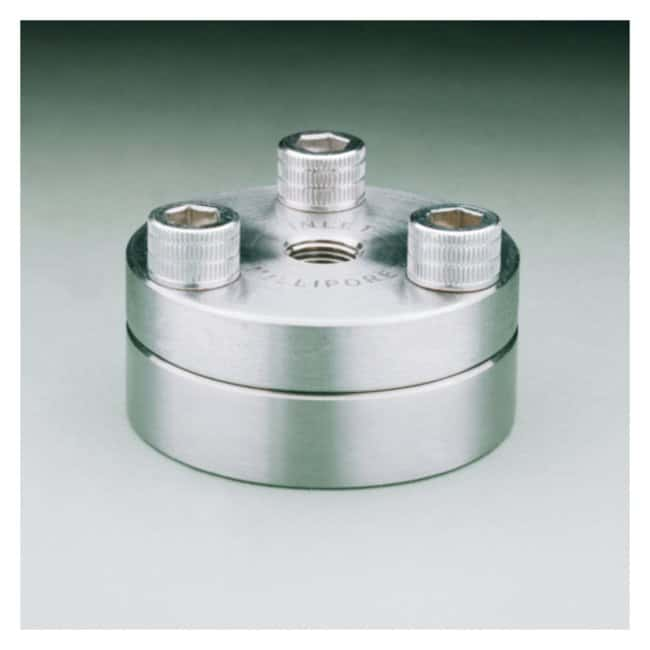 MilliporeSigma 25mm Stainless-Steel Filter Holders and Accessories:Filtration:Filter