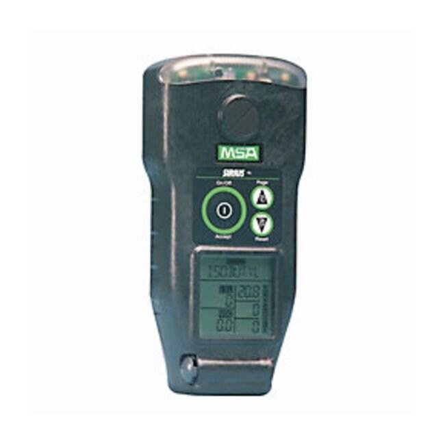 MSA™Sirius™ 4-Gas Multigas Detector - Deluxe Model