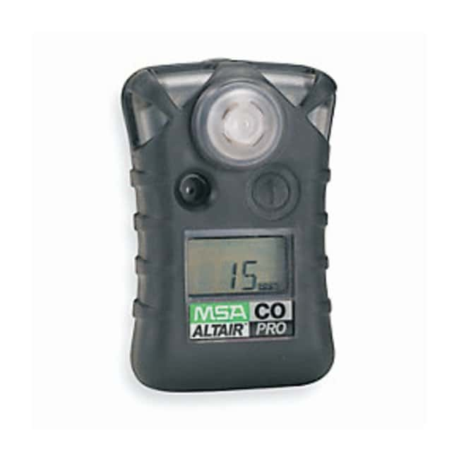 MSAALTAIR Pro Single-Gas Detector:Industrial Hygiene and Environmental