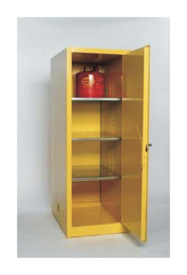 Eagle Flammables Space-Saver Cabinet:Gloves, Glasses and Safety:Hazardous