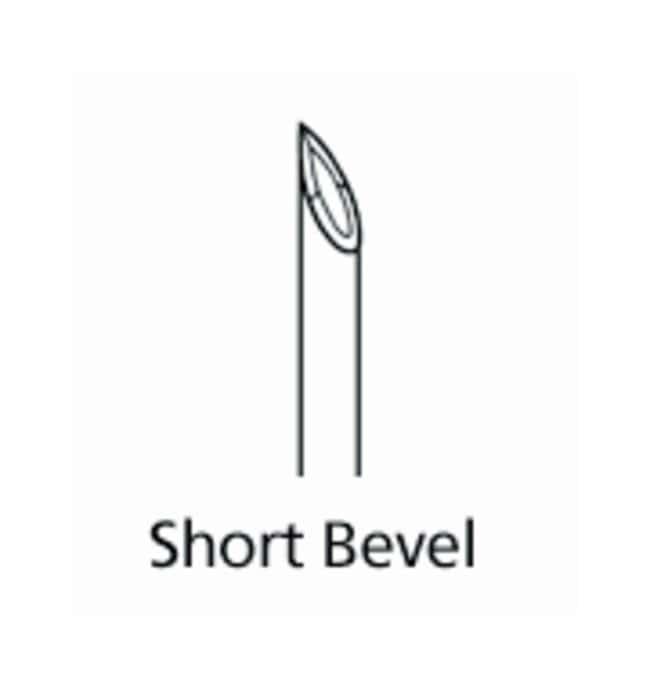 BDPrecisionGlide™ Single-use Needles Short Bevel - Regular Wall