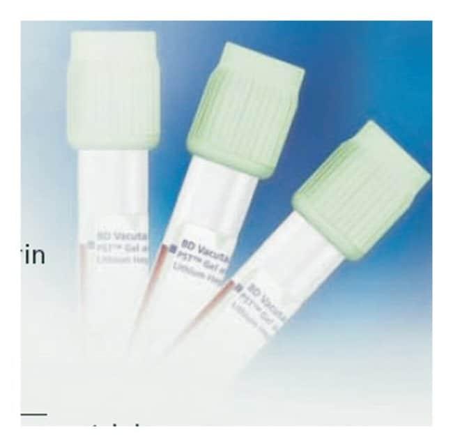 BD Vacutainer Plastic Blood Collection Tubes - PST Plasma Separation Tubes: