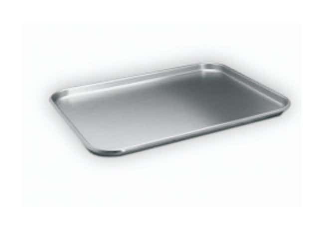 Polar Ware Stainless-Steel Instrument Trays Dimensions (L x W x H): 48.6