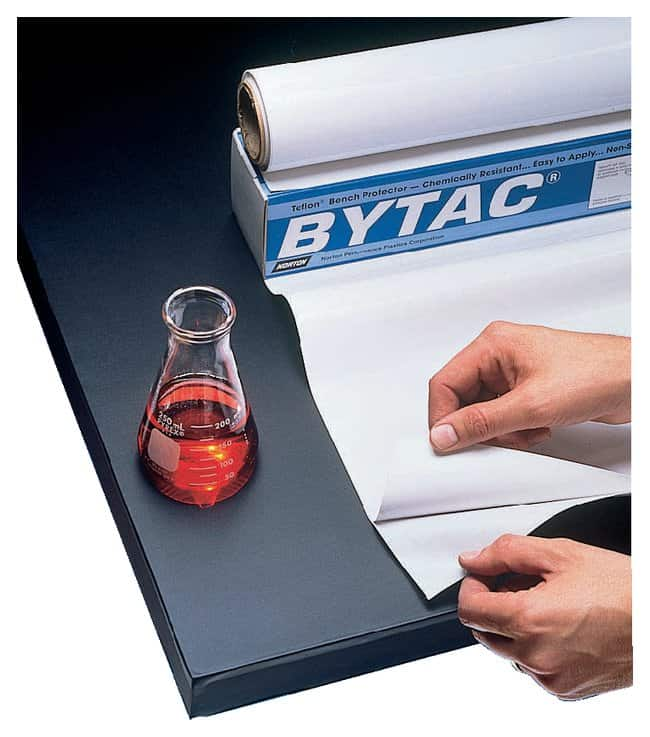 Saint-Gobain Bytac™ Surface Protectors: Desks and Workstations Work Surfaces