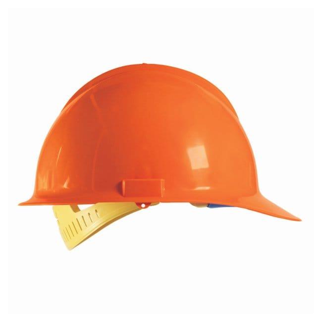 Bullard Classic Series C30 Hardhats 6-pt ratchet; Orange:Gloves, Glasses