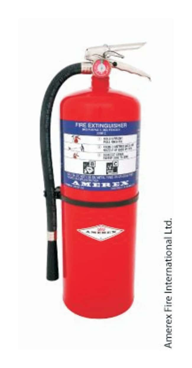 K Fire Extinguisher : Amerex purple k dry chemical fire extinguishers first