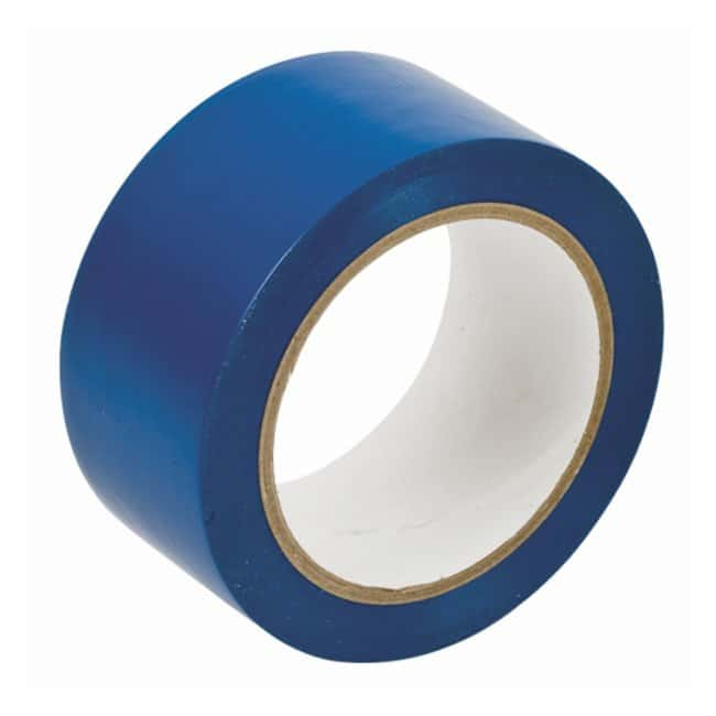 Brady Aisle Marking Tapes 3 in. x 36 yd.; Blue:Gloves, Glasses and Safety